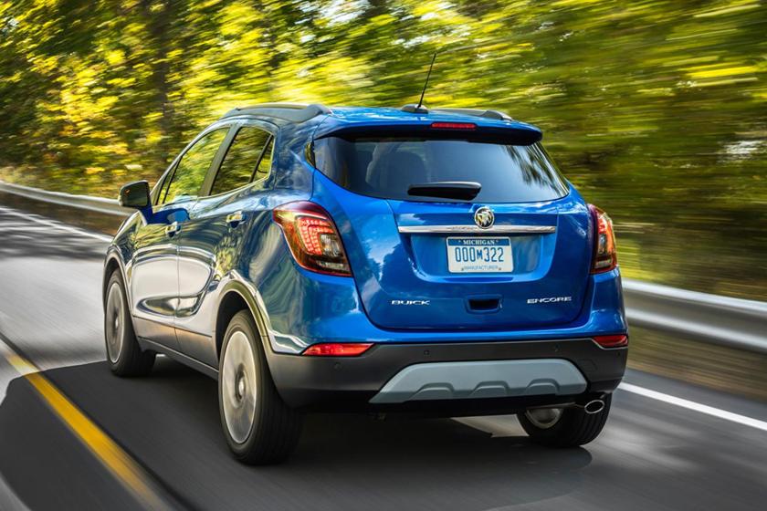 2021 buick encore review trims specs price new