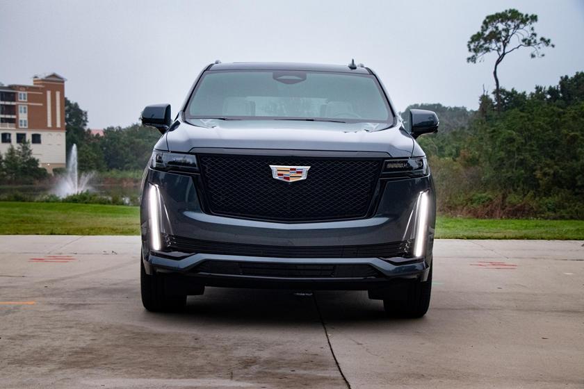 2021 Cadillac Escalade ESV Exterior Photos | CarBuzz