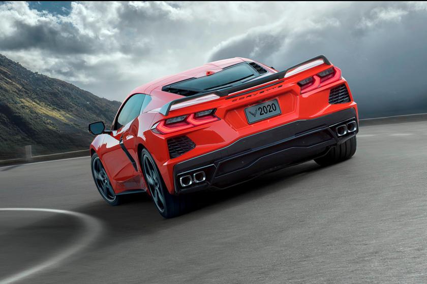 what is a stingray corvette