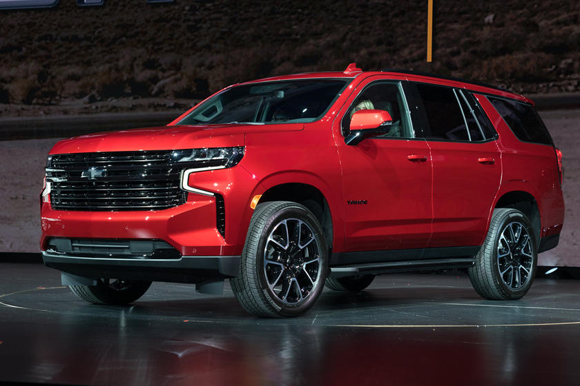 2021 Chevrolet Tahoe Review, Trims, Specs and Price | CarBuzz