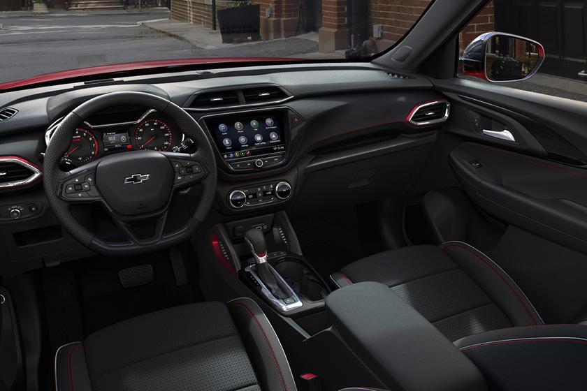2021 Chevrolet TrailBlazer Review, Trims, Specs and Price ...