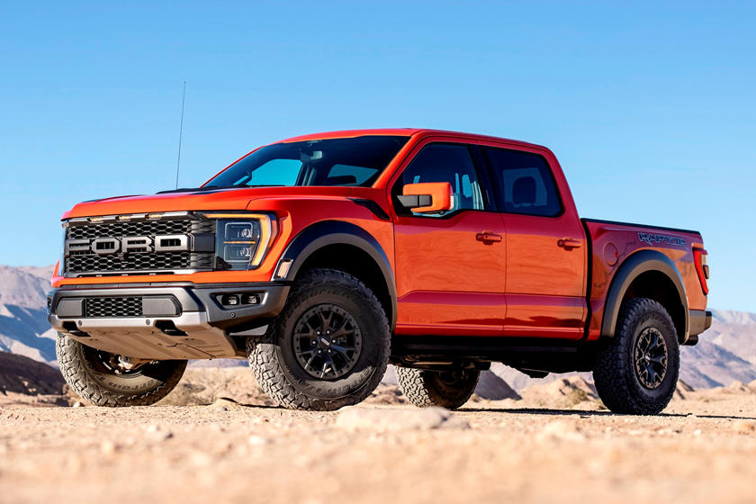 2021 Ford F 150 Raptor Review Trims Specs Price New Interior Features Exterior Design And Specifications Carbuzz