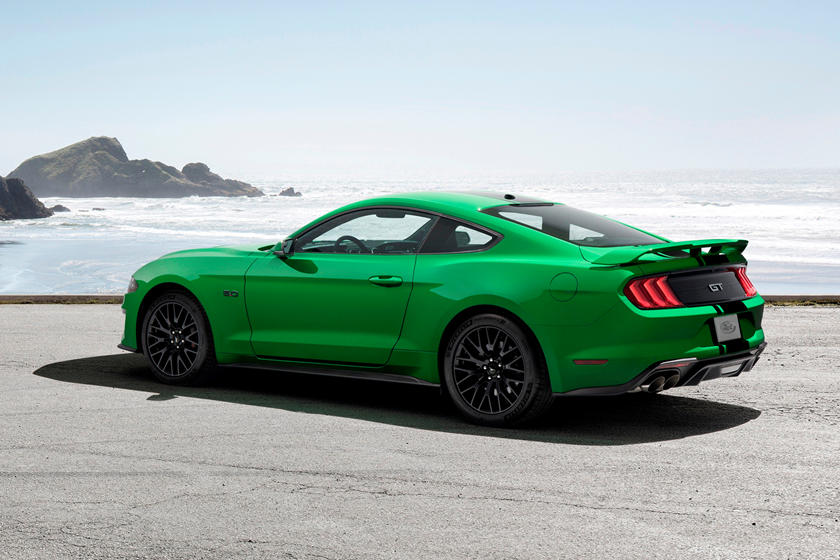 2021 Ford Mustang Coupe: Review, Trims, Specs, Price, New ...