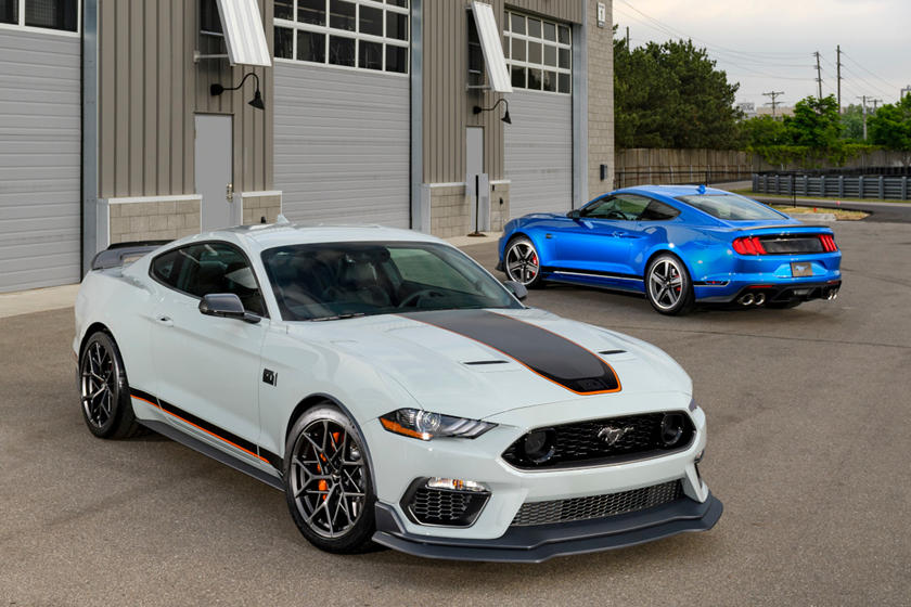2021 Ford Mustang Mach 1: Review, Trims, Specs, Price, New Interior Features, Exterior Design ...