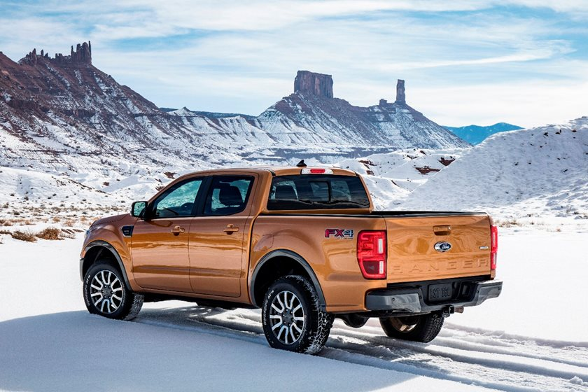 2021 Ford Ranger: Review, Trims, Specs, Price, New ...