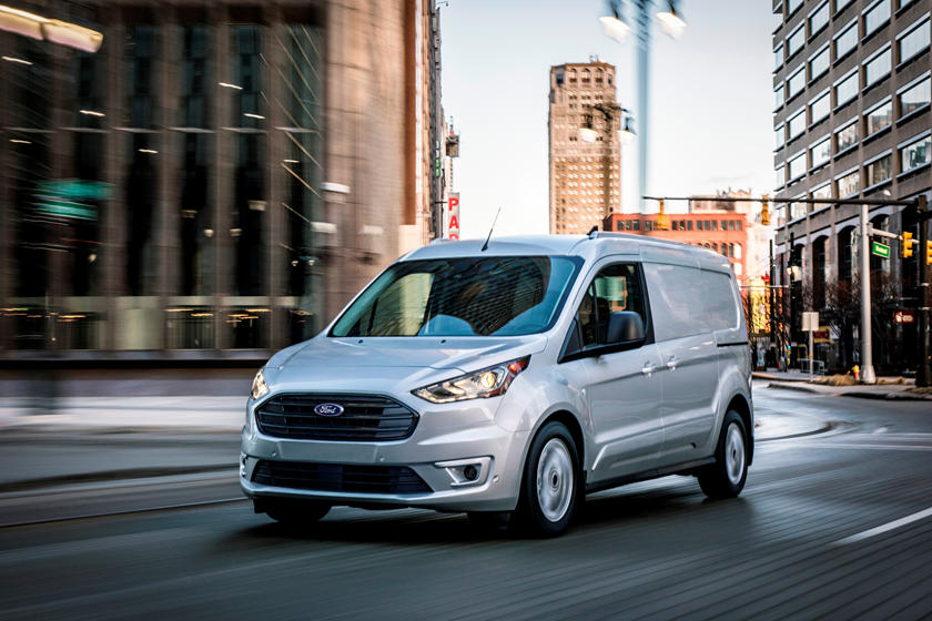 2021 ford transit connect cargo van: review, trims, specs