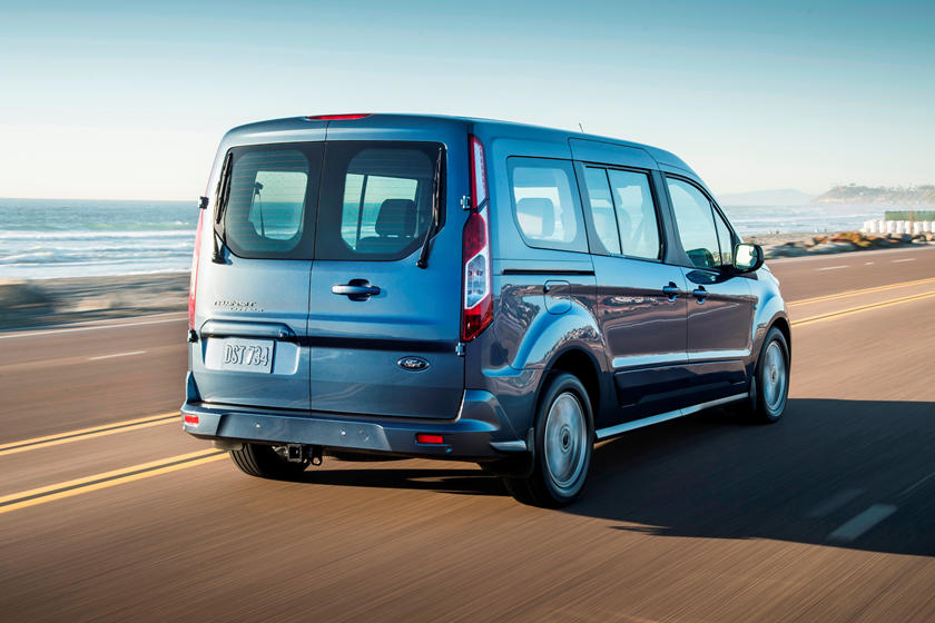 2021 ford transit connect passenger wagon exterior photos