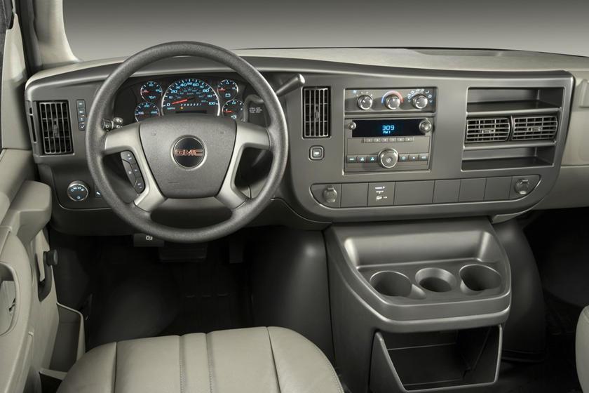 2021 GMC Savana Cargo Van: Review, Trims, Specs, Price ...