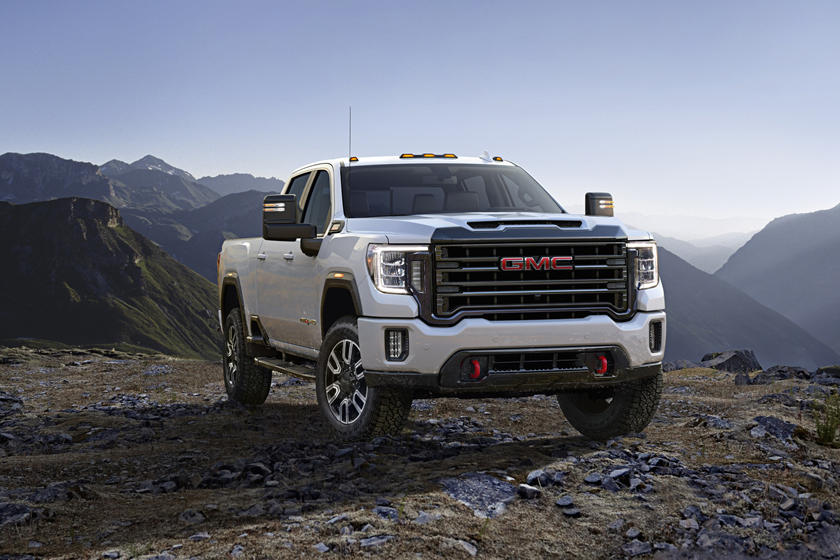 2021 GMC Sierra 3500HD Exterior Photos | CarBuzz