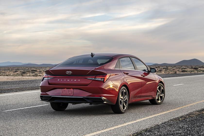 2021 Hyundai Elantra: Review, Trims, Specs, Price, New ...