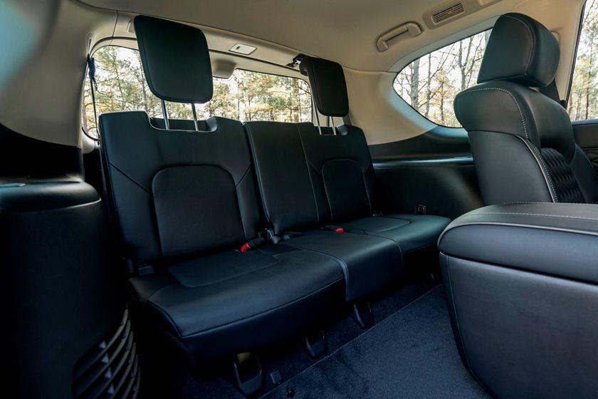 2021 Infiniti QX80 Interior Photos  CarBuzz