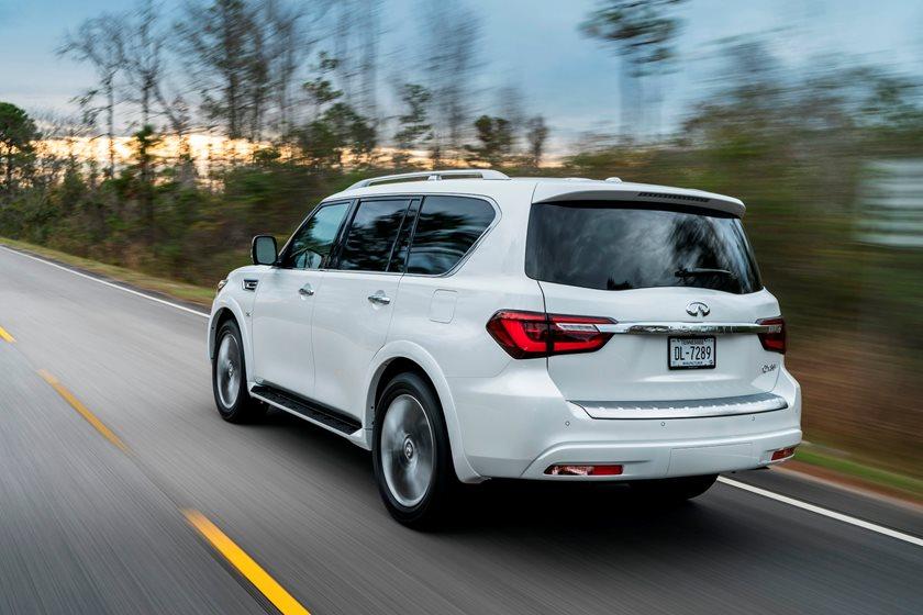 2021 infiniti qx80: review, trims, specs, price, new