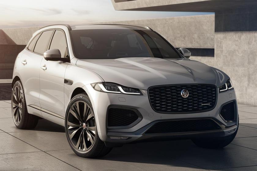 2021 Jaguar F-Pace: Review, Trims, Specs, Price, New ...