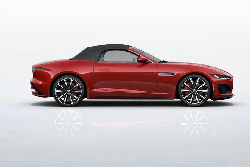2021 Jaguar F-Type R Convertible Exterior Photos | CarBuzz