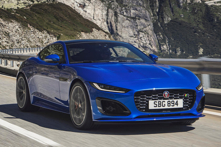 2021 jaguar f-type r coupe review, trims, specs and price