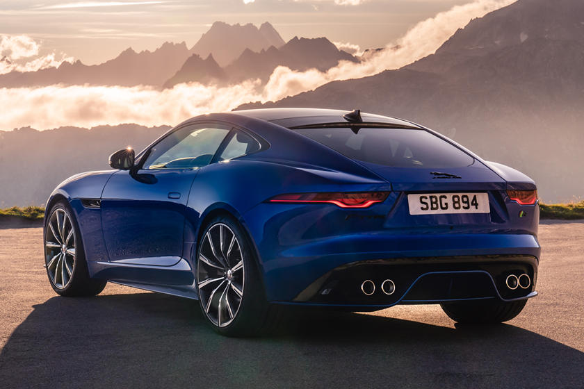 2021 Jaguar F-Type R Coupe Review, Trims, Specs and Price ...