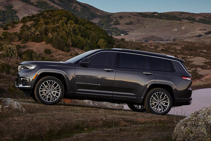 2021 jeep grand cherokee l: review, trims, specs, price