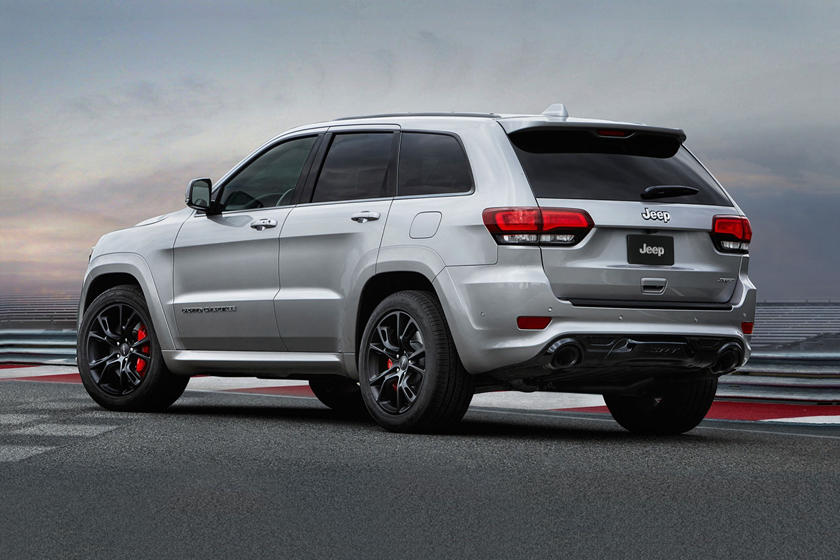 2021 jeep grand cherokee srt review trims specs price