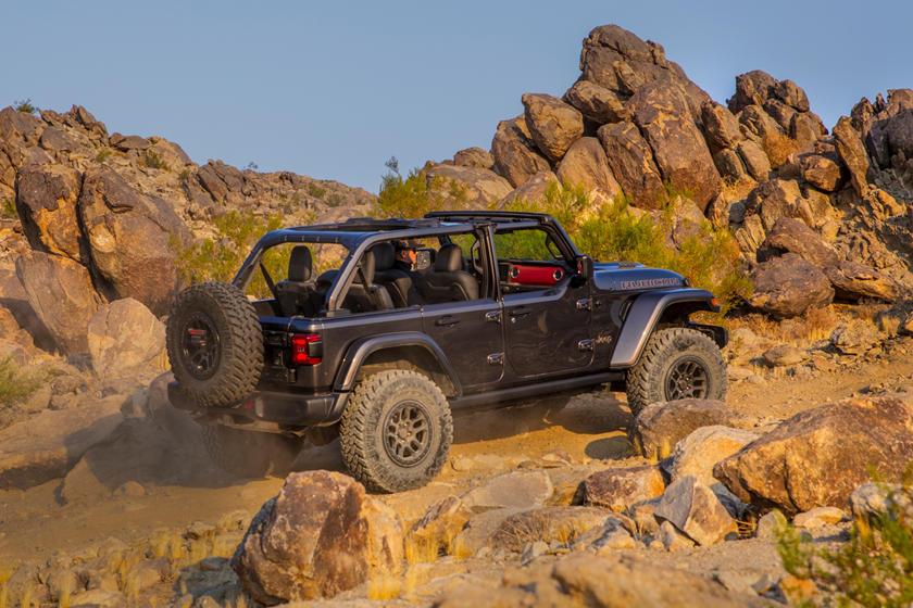 2021 jeep wrangler rubicon 392: review, trims, specs