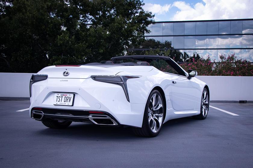 2021 lexus lc convertible: review, trims, specs, price