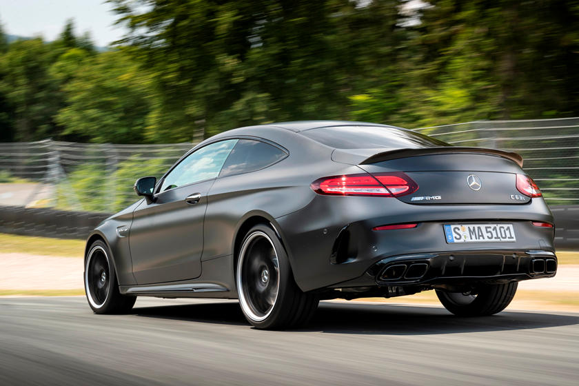 2021 Mercedes-AMG C63 Coupe: Review, Trims, Specs, Price ...