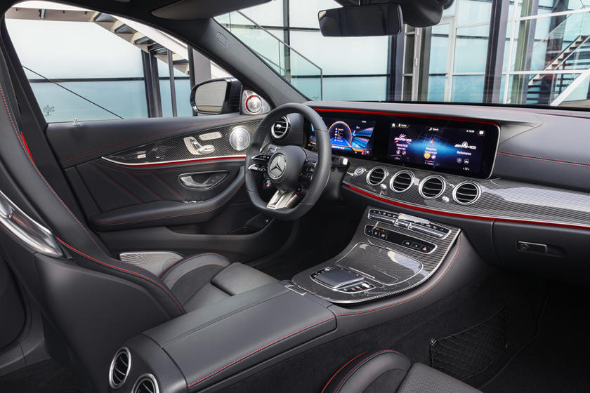 2021 Mercedes-AMG E53 Sedan Interior Photos | CarBuzz