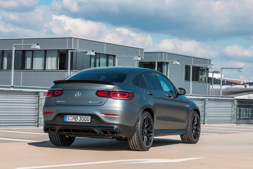 2021 Mercedes-AMG GLC 63 Coupe: Review, Trims, Specs ...