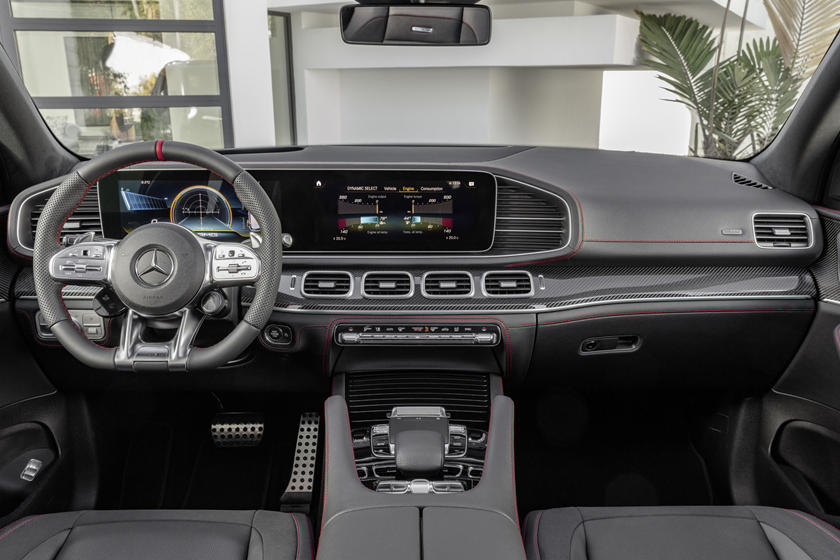 2021 Mercedes-AMG GLE 53 SUV: Review, Trims, Specs, Price ...