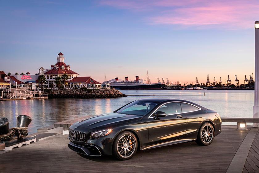 2021 Mercedes-AMG S63 Coupe Exterior Photos | CarBuzz