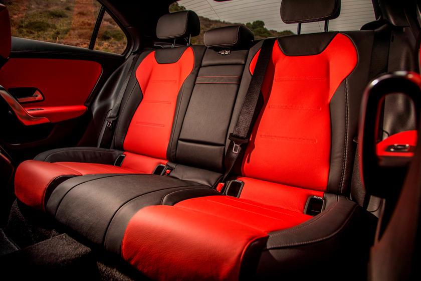 2021 mercedes-benz a-class sedan interior photos   carbuzz