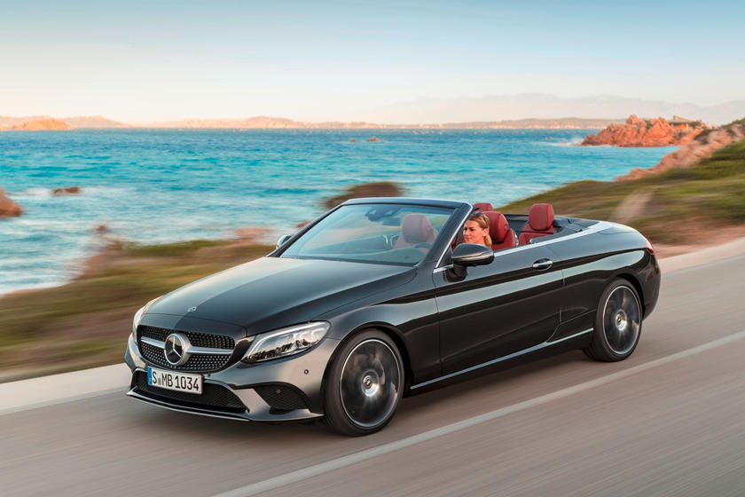 2021 Mercedes Benz C Class Convertible Review Trims Specs Price New Interior Features Exterior Design And Specifications Carbuzz