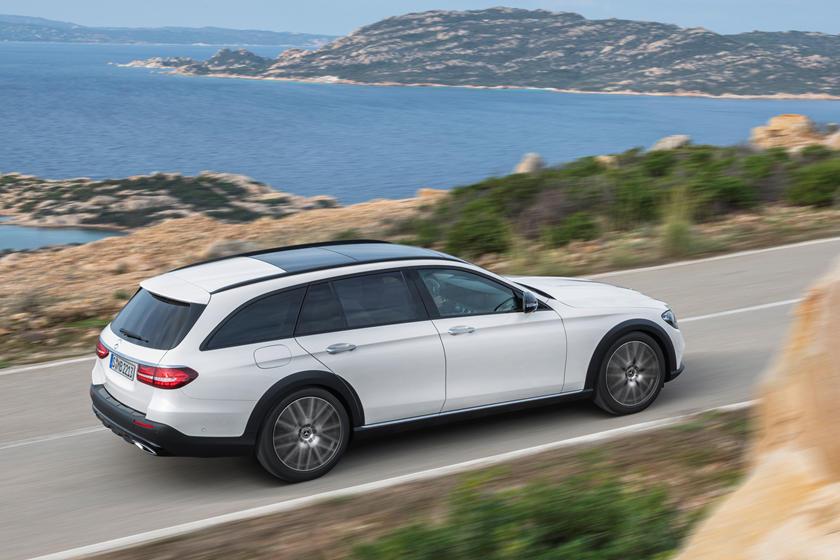 2021 Mercedes-Benz E-Class All-Terrain: Review, Trims ...