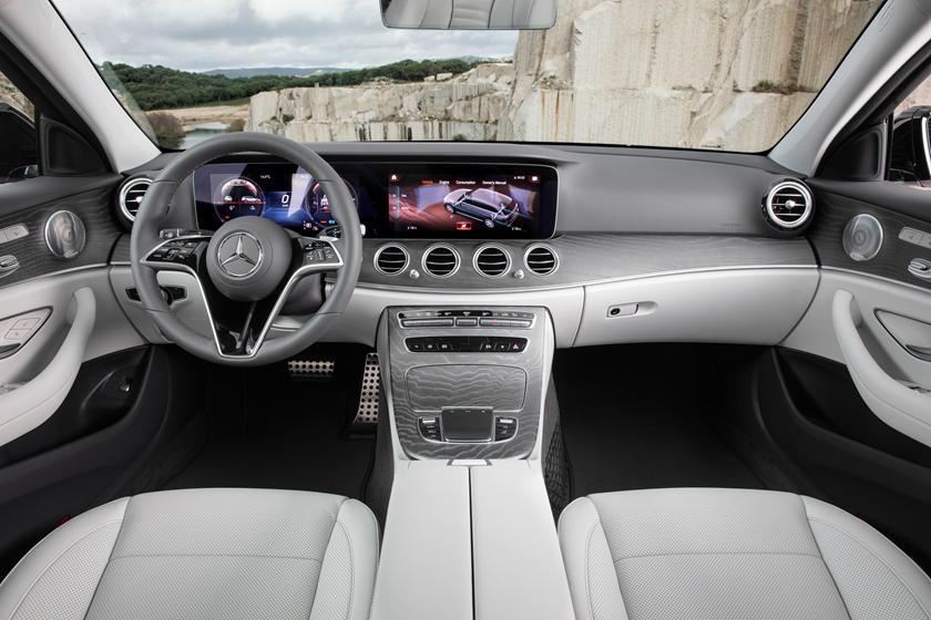 2021 Mercedes-Benz E-Class All-Terrain Interior Photos ...