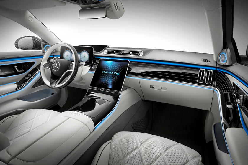 2021 Mercedes Maybach S Review Trims Specs Price New Interior Features Exterior Design And Specifications Carbuzz