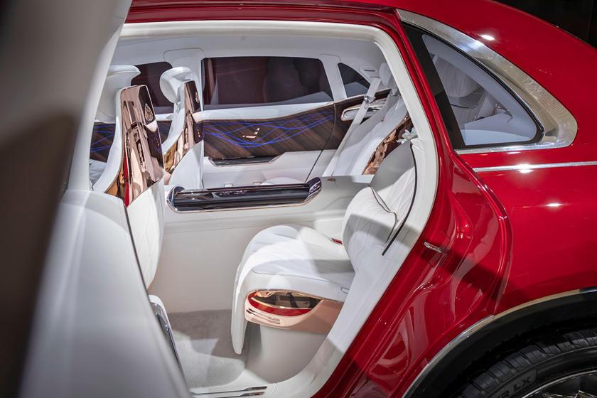 2021 Mercedes-Maybach SUV Review, Trims, Specs and Price ...