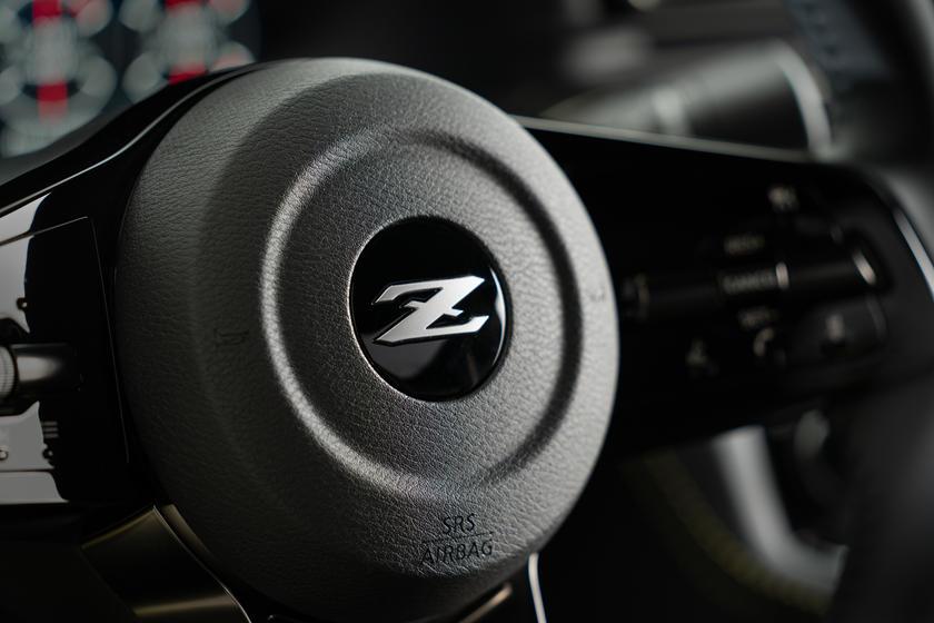 2021 Nissan 400Z Interior Photos   CarBuzz