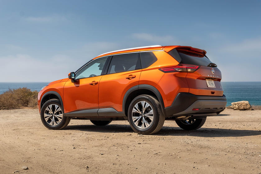 2021 Nissan Rogue Review Trims Specs Price New Interior Features Exterior Design And Specifications Carbuzz