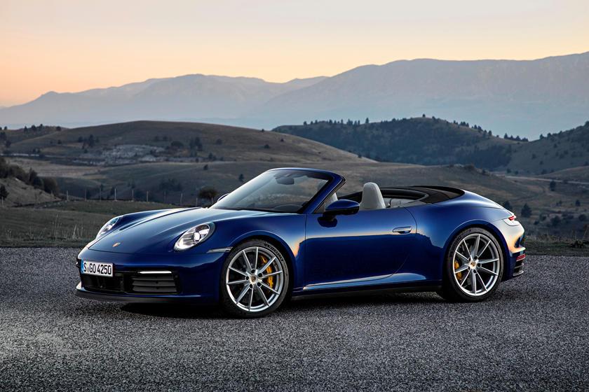 2021 Porsche 911 Carrera Cabriolet Review Trims Specs Price New Interior Features Exterior Design And Specifications Carbuzz