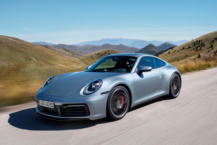 2021 Porsche 911 Carrera Review Trims Specs Price New Interior Features Exterior Design And Specifications Carbuzz
