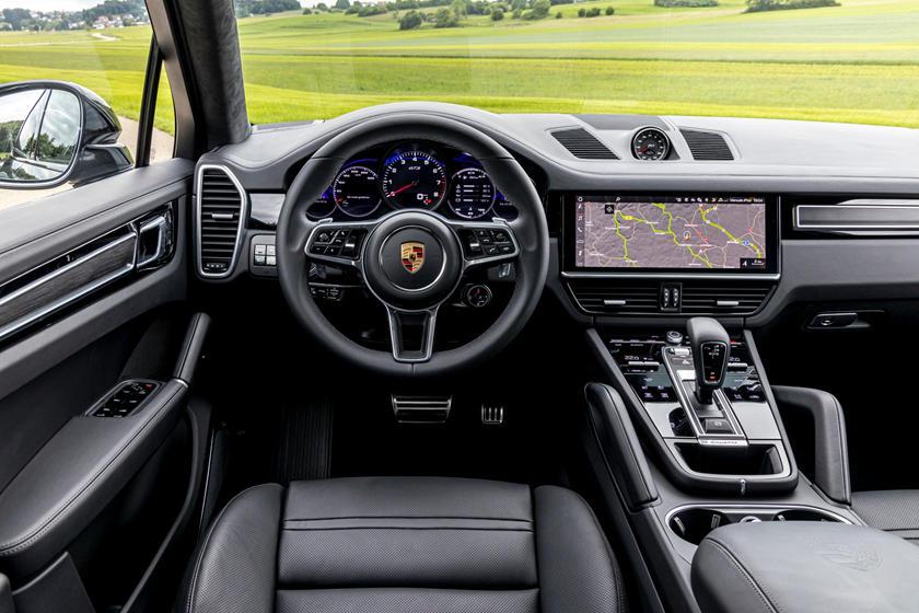 2021 Porsche Cayenne Coupe Interior Photos Carbuzz