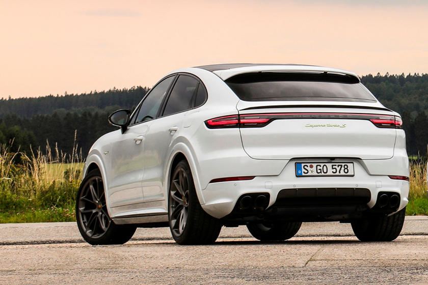 2021 Porsche Cayenne E Hybrid Coupe Review Trims Specs Price New Interior Features Exterior Design And Specifications Carbuzz