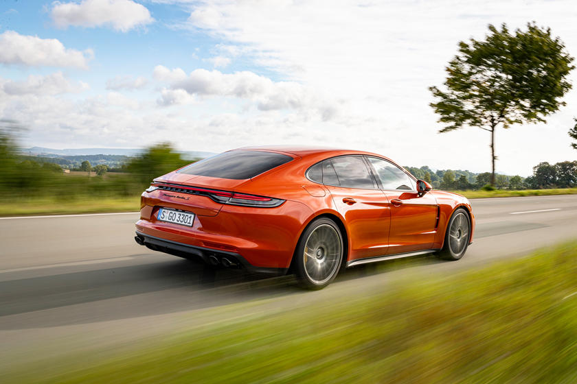 2021 Porsche Panamera Turbo S: Review, Trims, Specs, Price, New Interior Features, Exterior ...