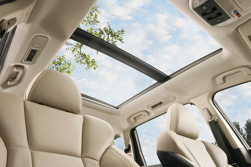 2021 Subaru Ascent Interior Photos Carbuzz