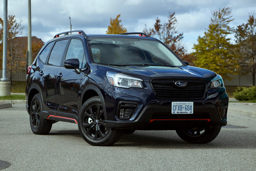 2021 Subaru Forester Review Trims Specs Price New Interior Features Exterior Design And Specifications Carbuzz