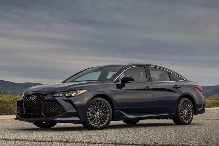2021 toyota avalon hybrid: review, trims, specs, price