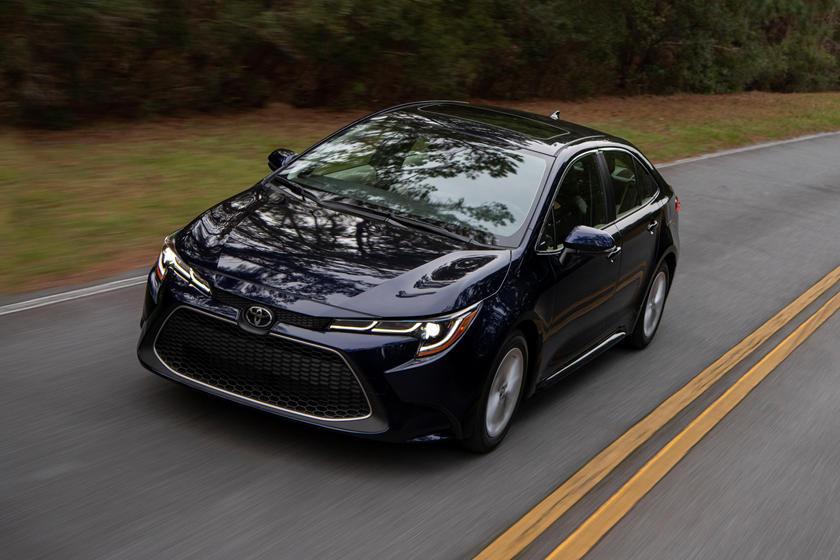 2021 toyota corolla sedan: review, trims, specs, price