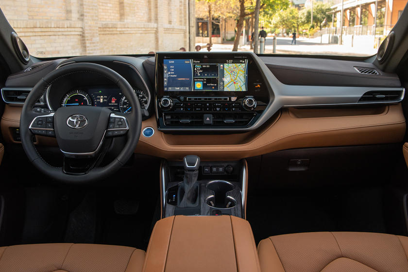 2021 toyota highlander hybrid: review, trims, specs, price
