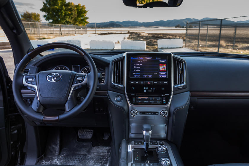 2021 toyota land cruiser: review, trims, specs, price, new