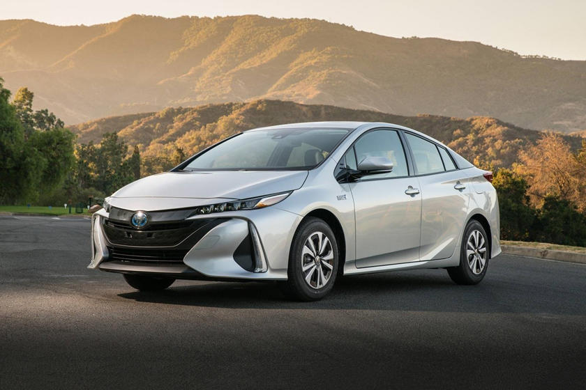 2021 toyota prius prime review trims specs price new
