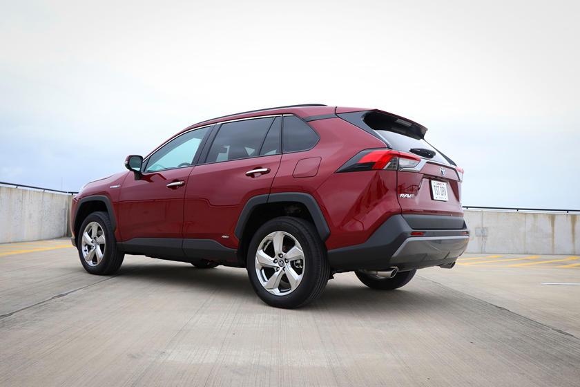 2021 toyota rav4 hybrid: review, trims, specs, price, new